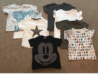 Boys Next T-shirts 6-9 Months