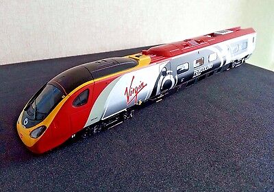 "Taken out from Hornby R1155 ""Alstom Pendolino"" Dummy front car New, Neu"