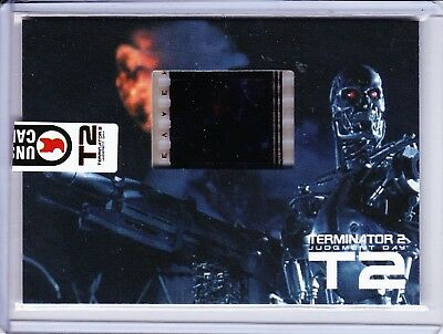 Unstoppable Cards Terminator 2 Film Cell Trading Card Selection FC1