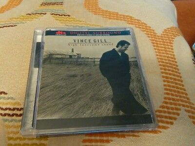 High Lonesome Sound by Vince Gill (CD, Jun-2001, DTS Entertainment)