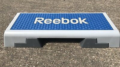 Reebok Elements Running and Athletics Yoga Exercise and Fitness Adjustable Step