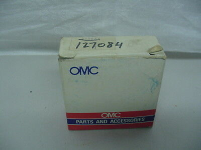 New NOS OMC Thrust Washer 127084       C23