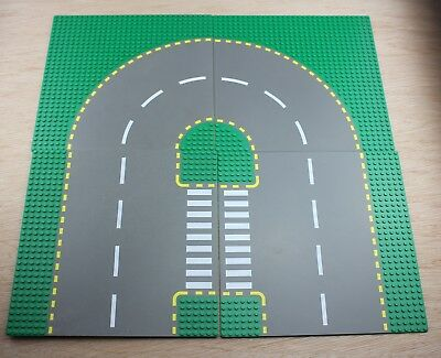 Lego Road Base Plate Boards x 4
