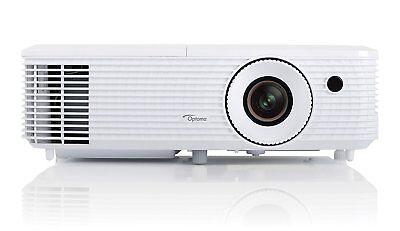Optoma HD27 Full HD 1080p 3D Ready DLP Projector 3200 ANSI x2 HDMI + MHL White