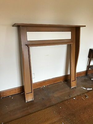 antique fire surround  - original surround from an old Georgian house