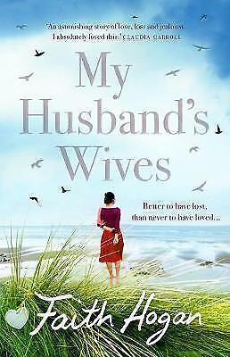 My Husband's Wives by Faith Hogan (Paperback, 2017) 9781786693099