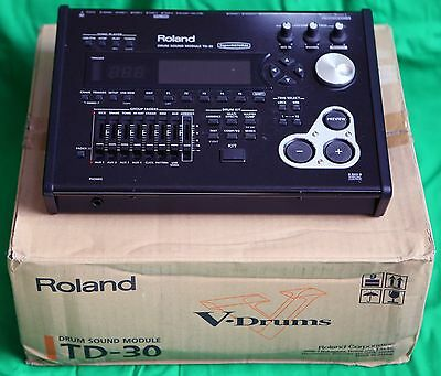 Roland TD30 Drums Sounds Module