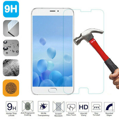Anti-Explosion Tempered Glass Protector Screen Film For Meizu Pro7/Pro7 Plus Lot