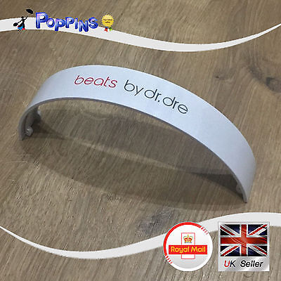 NEW Replacement Top Headband For Beats by Solo HD Headband WHITE