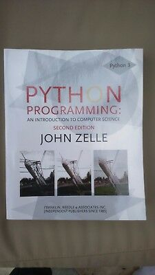 Python Programming An Introduction To Computer Science Second Edition John Zelle