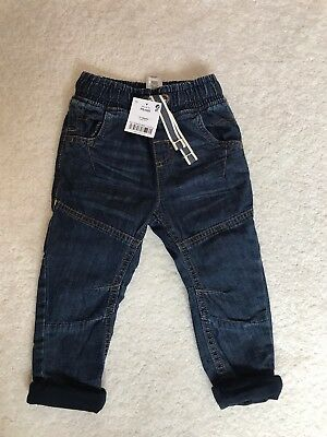 Baby Boys 12-18 Months Jeans Trousers Next- New With Tags