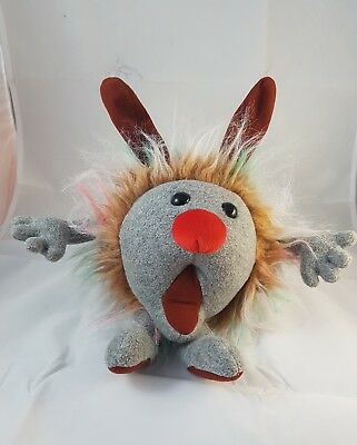 Big comfy couch dust bunny plush