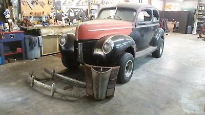 1940 Ford Other  1940 FORD (Bootleggers Special)