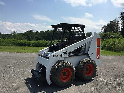 Bobcat 843 Skid Steer Loader WE SHIP!