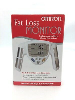 Omron Fat Loss Monitor - The Easy, Accurate Way to Monitor Your Fat Loss