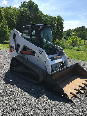 2011 Bobcat T190 Skid Steer Loader Available Soon Heat/Ac Enclosed cab We Ship!