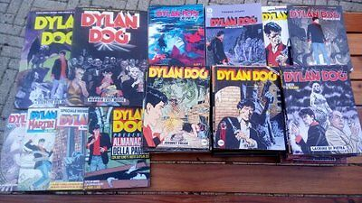 Lotto 35 Dylan Dog + 13 Speciali
