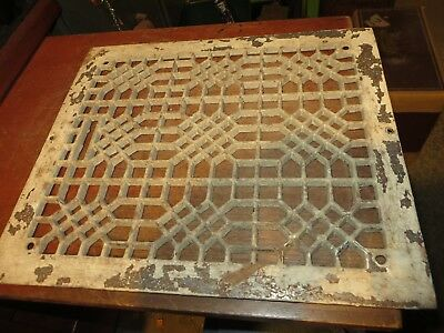 14 By 12 Cast Iron Register Grate
