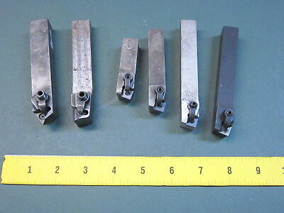 Lot insert tool holders
