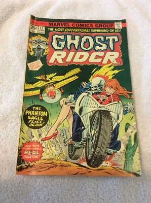 ATTIC FINDS, .99 Cent Sale Ghost Rider 12