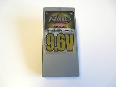 Battery Pack Cassette 9.6V NiMH 700mAh by Nikko