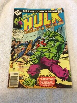ATTIC FINDS, .99 Cent Sale The Incredible Hulk 212