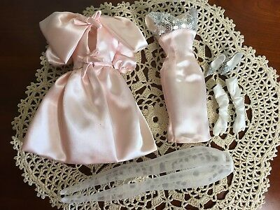 Barbie Silkstone Blush Beauty Outfit Only, Newly De-Boxed