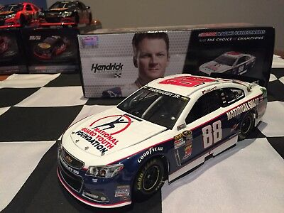 Dale Earnhardt Jr. National Guard Youth Foundation 2013 1:24 NASCAR