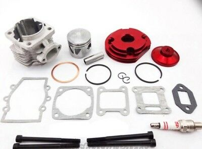Kit Big Bore Completo 44mm per Mini Moto,mini Quad,mini Cross 47/49cc