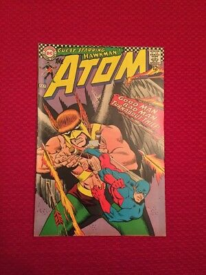 The Atom #31 - 1967 - Ungraded (Good/Very Good)