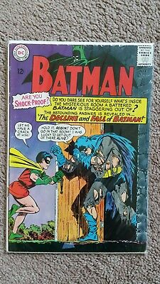 Batman #175 (Nov 1965, DC) Selling my collection.