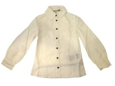 MEXX girls kids blouse with Lace Paper Size S (98/104), M (110/116)