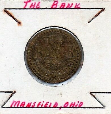 U.S. Trade Token The Bank Mansfield Ohio