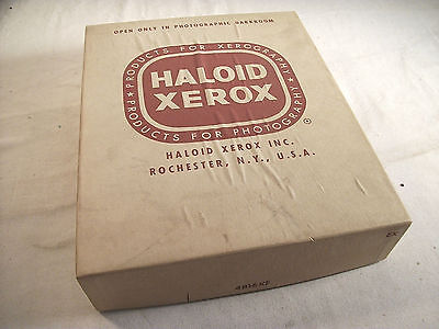 Vintage Haloid/Xerox  Xerography/Photography Paper #4816 KF EX..SEALED!! NEW