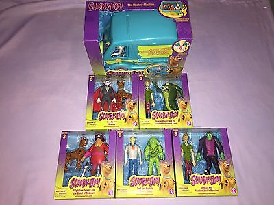 Scooby Doo Complete Series 3 Two Pack Action Figures + Mystery Machine **new**
