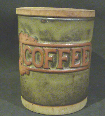 Tremar Uk Coffee Canister/ Storage Jar