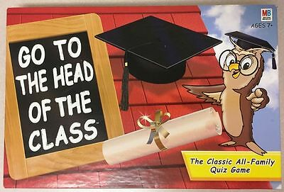 Go To The Head of the Class Board Game - 2005 - New, Sealed