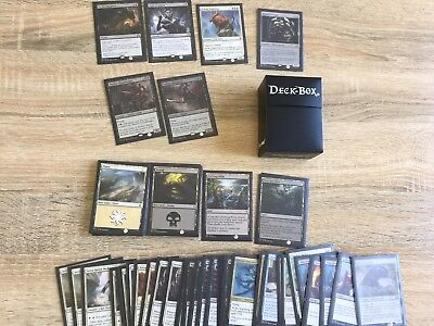 Magic The Gathering Deck Bulk Mtg With Deck box