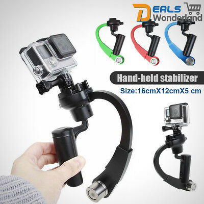 Hand-held stabilizer Camera Phone gimbal Steadicam for GoPro 4 5