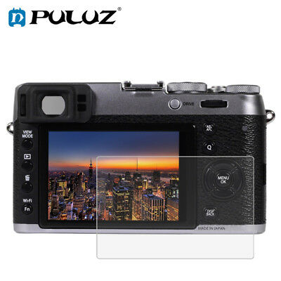 PULUZ LCD Screen Protector Tempered Glass Film For Fujifilm X100T Camera