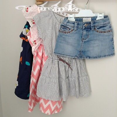 Girls Size 3 Designer Dresses And Skirt - Witchery, Oobi, Country Road