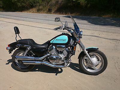 1995 Honda Magna  1995 Honda Magna Deluxe With Lots of Extra's