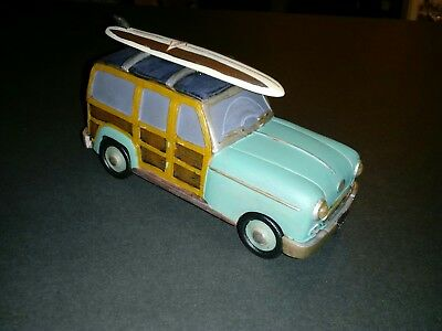 Fossil Collectible Woody Station Wagon - Woody Wagon - Display
