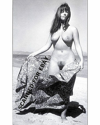 Semi nude Diane Webber model female fine art photograph woman girl print 23X0