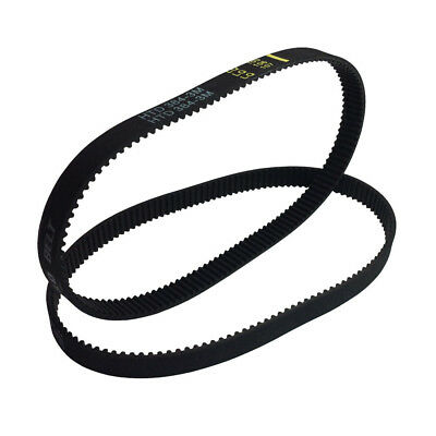 2x Kids Junior Electric Scooter Drive Belt For E-Scooter Scooters HTD384-3M-12