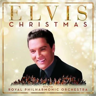 ELVIS PRESLEY Christmas With Elvis Presley And The Royal Philharmonic CD NEW