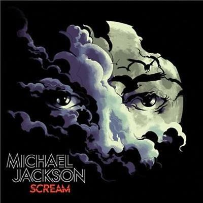 MICHAEL JACKSON Scream (Released 29 Sept) CD NEW