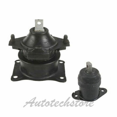Mount Set 3PCS 4517 4516 4593 For Acura Tsx Base 2.4L Engine Motor /& Trans