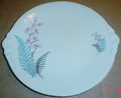 A Marie Beswick England Cake Biscuit Plate