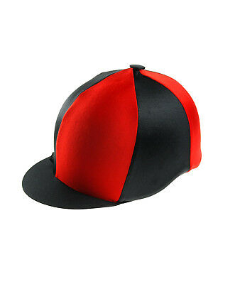 Capz Two-Tone Cap Cover Lycra - Hat Silks & Covers